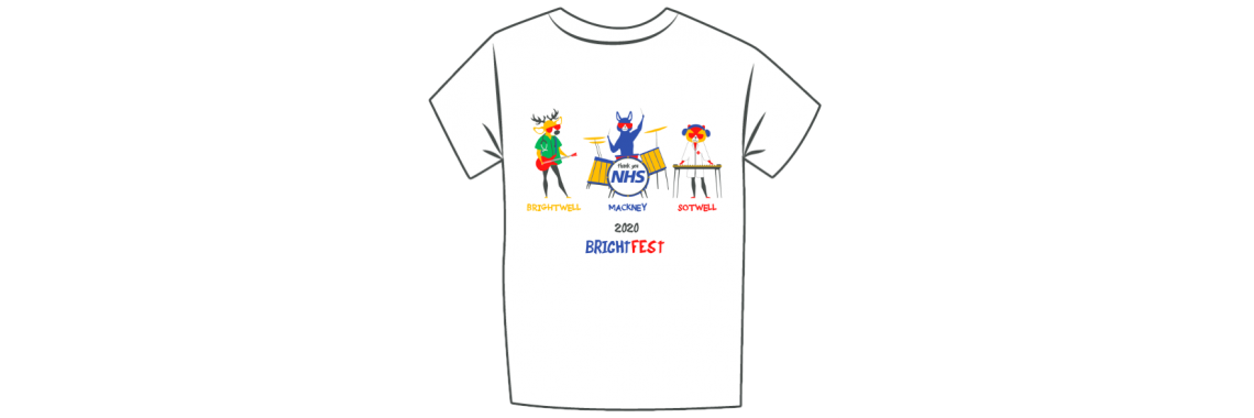 BrightFest 20 | T-Shirts for Kids
